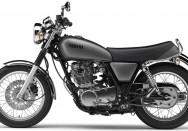 Yamaha 400 SR gris mat